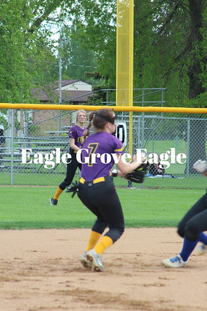 Lady Eagle Softball 2019