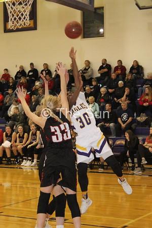 Lady  Eagle basketball 18-19