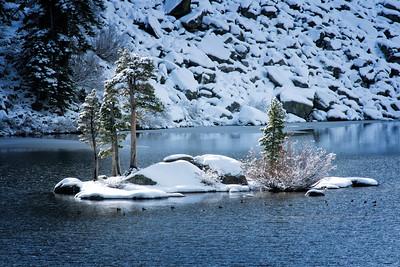 Island Paradise, Eagle Lake