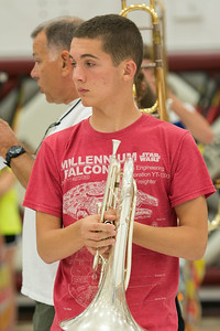 Summer Band Practice - Jul 17