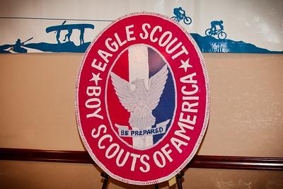 Eagle Scout Banquete 2016