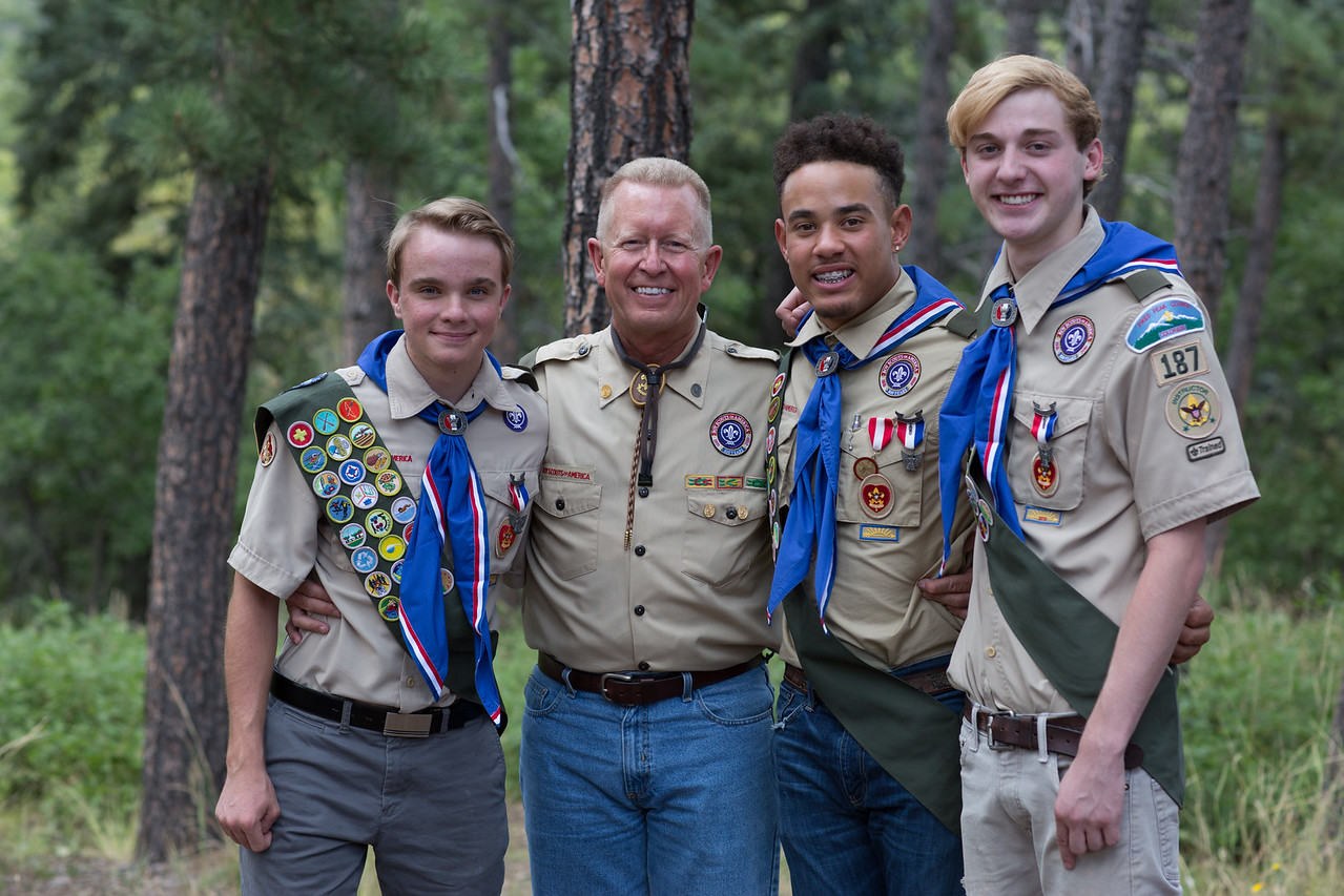 Evan - Eagle Scout Court of Honor