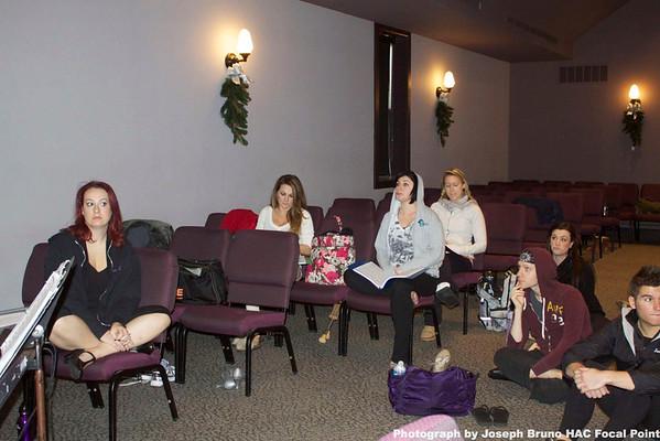 Eagle Theater A Chorus Line 2012