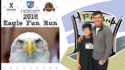 Eagle fun run. Click download arrow for free photo