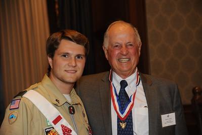 Eagle Scout Reunion & Recognition Dinner 2105