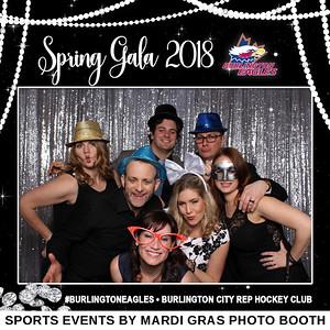 Burlington Eagles Gala 2018