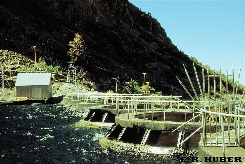 Agnew Lake Dam 7/18/1949