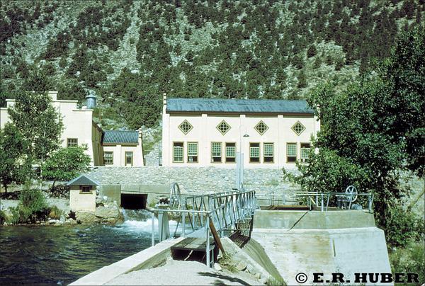 Bishop Creek Plant #2 7/20/1949