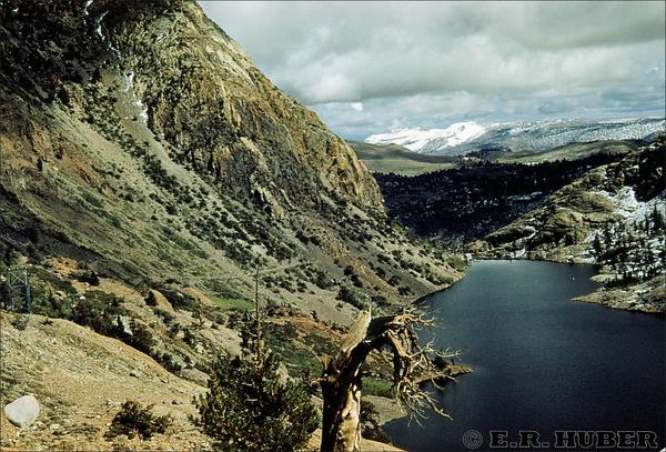 Agnew Lake From Gem 9/19/1950