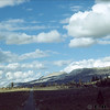 Cloud Effect near June Lake 9/19/1950