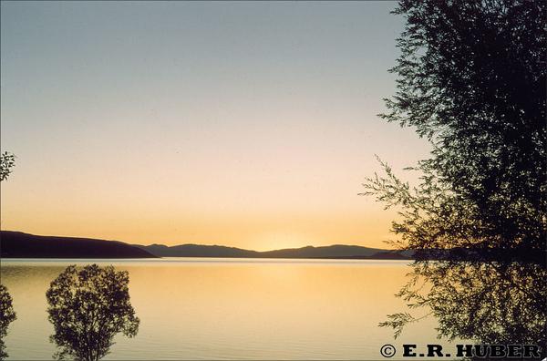 Mono Lake California 7/17/1949
