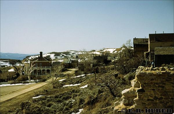 Virginia City Nevada 1950