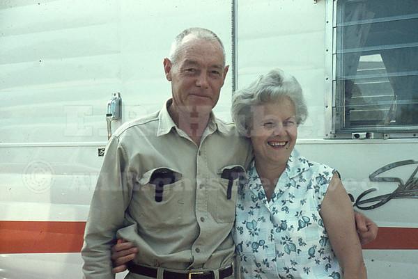 Howard and Grace Stubblefield