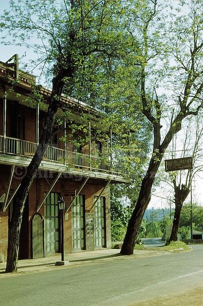 Fallon House, Columbia California 4/21/1951
