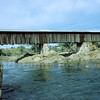 Knight's Ferry Bridge 4/22/1951