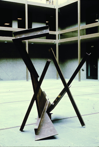 Manoeuvre <br /> Steel 1975 collection Deakin University