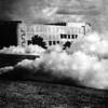 Smoke Sculpture 1971<br /> Queensland University