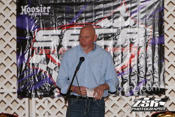 SECA Banquet 2015 Season