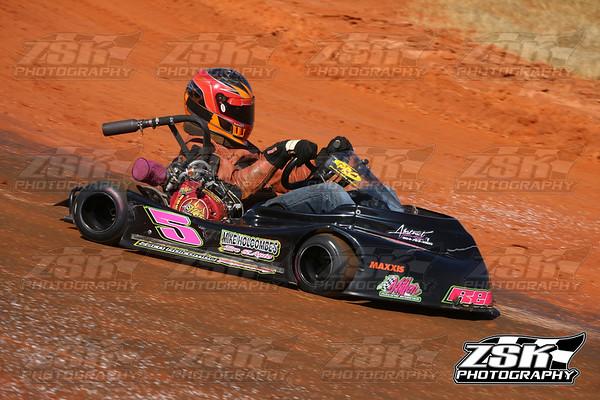 Gamecock Speedway Karts