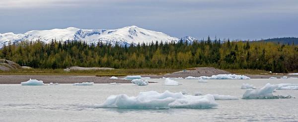 glacier melt ...