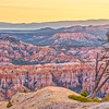 bryce point sunrise ...