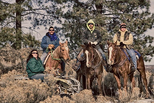 range riders ...