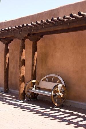 seated shadow ...