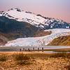 mendenhall glacier ...