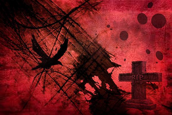 dark raven ...