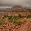 road to eagle crags, rockville, utah ...