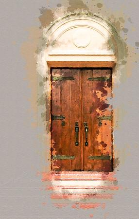 when one door closes ...