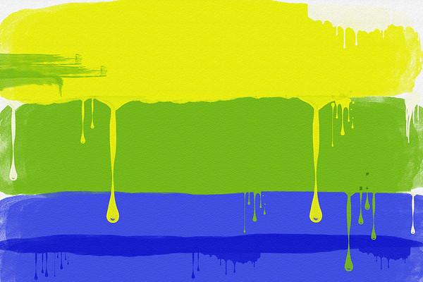 color wash ...