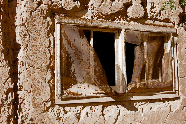window into ...