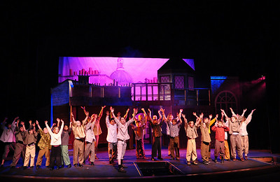 """Broadway Bound's """"Oliver!"""""""