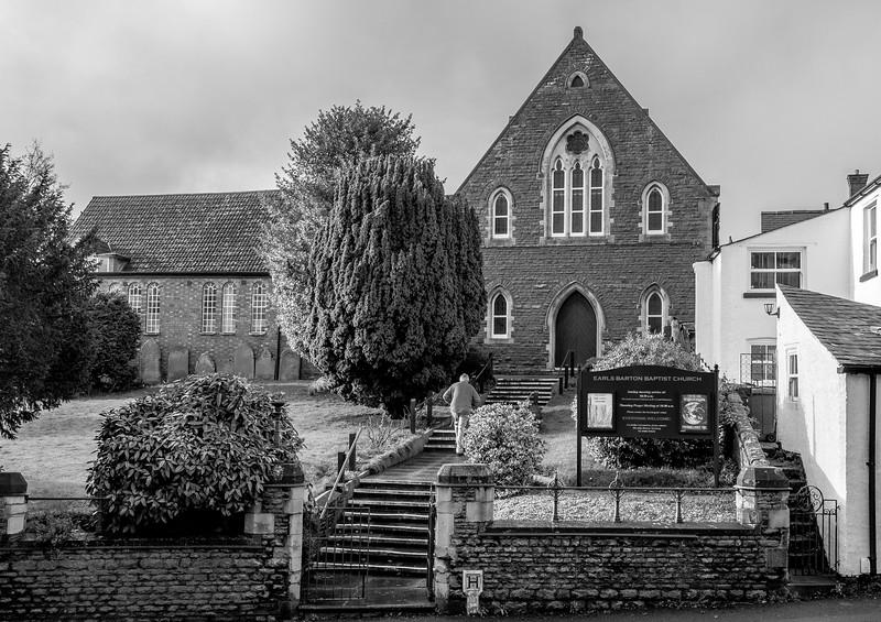 Baptist Churchel, Earls Barton, Northamptonshire