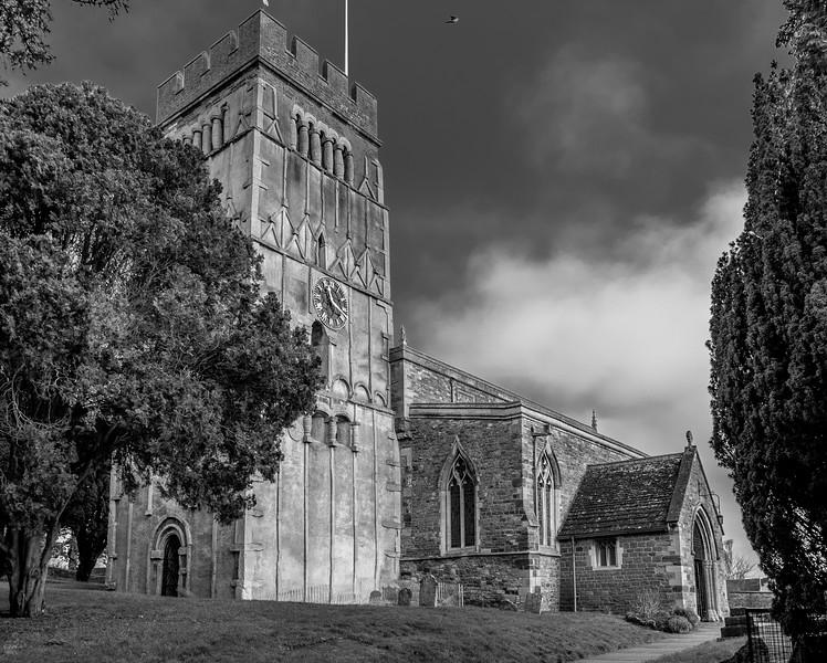 Church of All Saints, Earls Barton, Northamptonshire