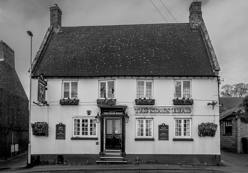 The Stag's Head, High Street, Earls Barton, Northamptonshire