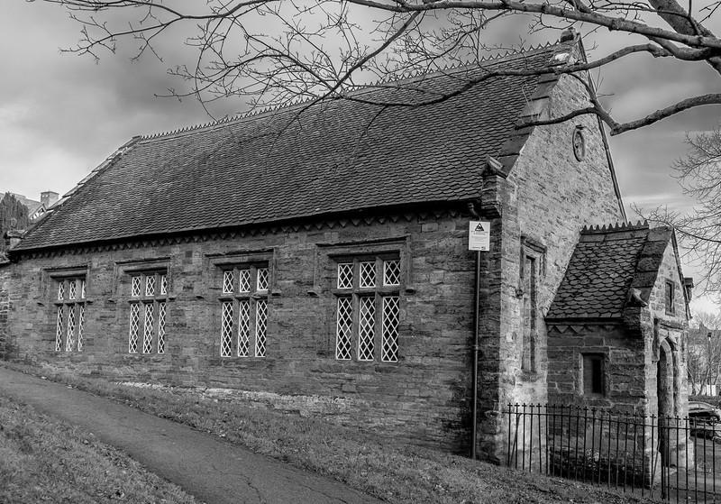 Church Hall, Church of All Saints,  Earl's Barton, Northamptonshire