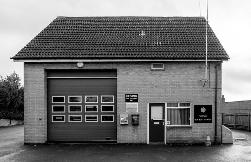 Fire Station, High Street, Earls Barton, Northamptonshire