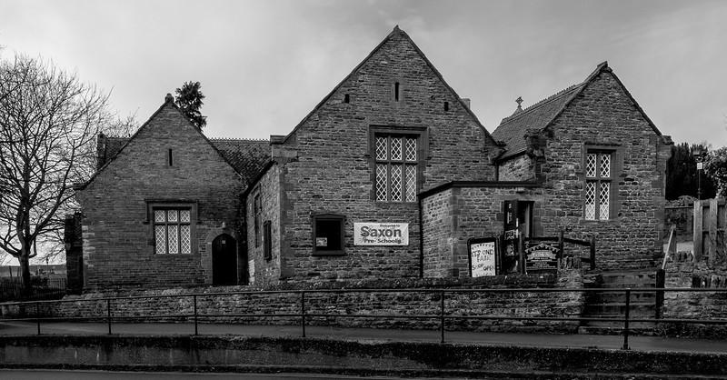 Church Buildings, High Street, Earls Barton, Northamptonshire
