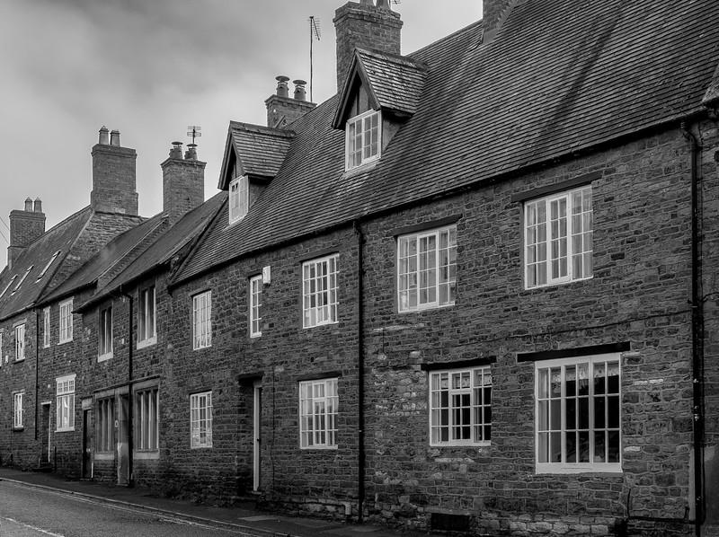 Houses, West Street, Earls Barton, Northamptonshire