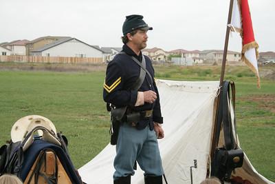 Delta Vista Civil War: Apr. 5, 2007