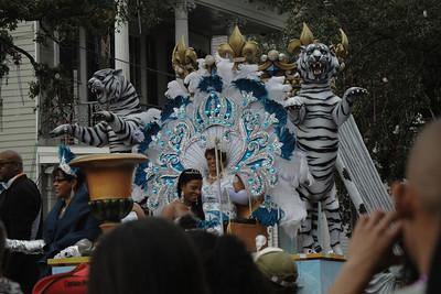 Mardi Gras: Day Five: Feb 5, 2008