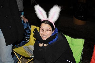 Mardi Gras: Day One: Feb 1, 2008