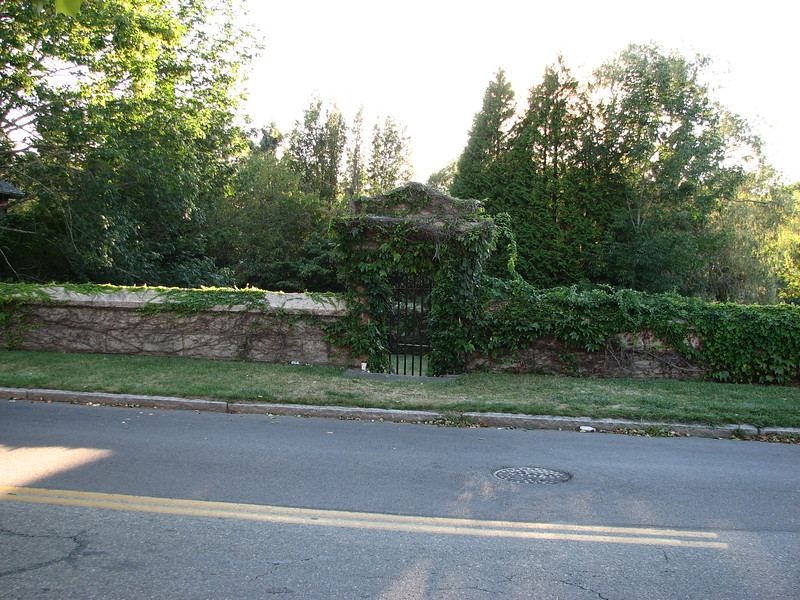 Gate of Coggeshall Cemetery