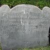 Major John Coggeshall 1619-1708 was the father of Freegift Coggeshall, and the grandfather of Patience Coggeshall Arnold (m. Benedict Arnold III). He is the great-great-grandfather of Gen. Arnold.