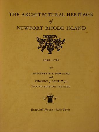 Benedict Arnold Jr.'s Newport Home *