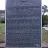 Another (more readable) view of the plaque, provided by a fellow Arnold enthusiast