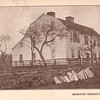 An old postcard view of Benedict Arnold's birthplace