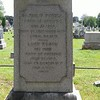 """This stone in Yantic Cemetery is probably a cenotaph (a memorial placed elsewhere than over the grave of the honoree.) The inscription reads: """"Dr. Philip Turner / born at Norwich / Feb. 25, 1740 / Died at New York City / April 20, 1815"""". Other sources say he was born in 1739."""